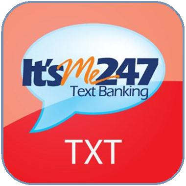 text banking logo new