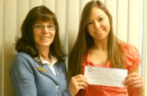 Indian River Scholarship River Sadee Lalonde