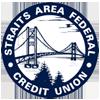 Straits Area Federal Credit Union Logo
